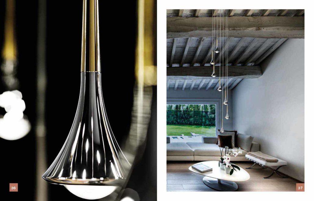 Illuminazione Studio Italia Design - Sesto Senso Srl